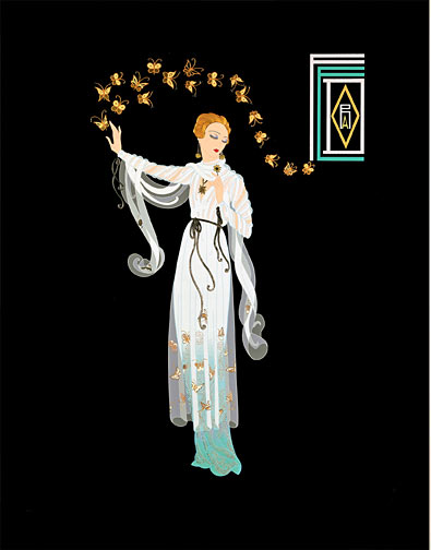 Photo photo photo photo photo photo photo photo photo this is a spectacular collection of 9 original erte limited edition serigraphs