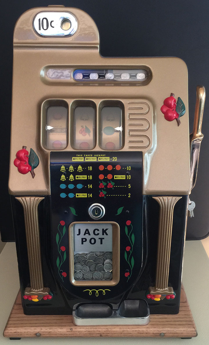 Ebay antique mills slot machines for sale illegal gambling in canada